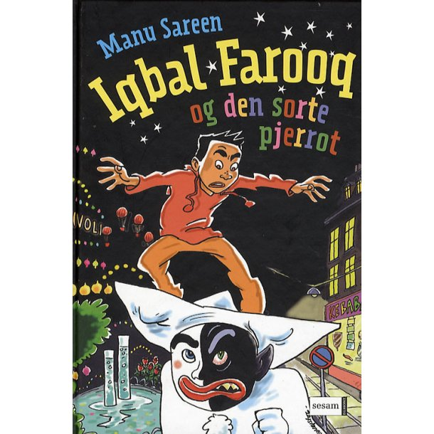 Iqbal Farooq og den sorte pjerrot