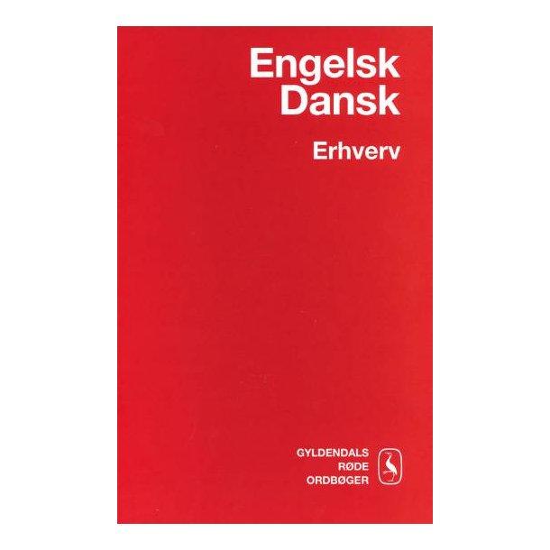 Gyldendals Røde Engelsk-Dansk Erhvervsordbog