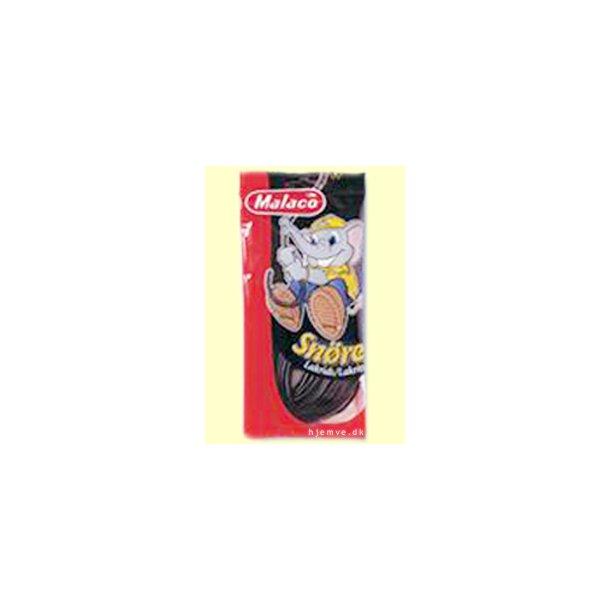 Malaco Lakridssnører, 94 gram