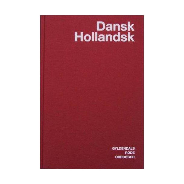Gyldendals Røde Ordbøger, Dansk - Hollandsk