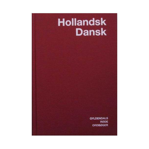 Gyldendals Røde Ordbøger, Hollandsk - Dansk