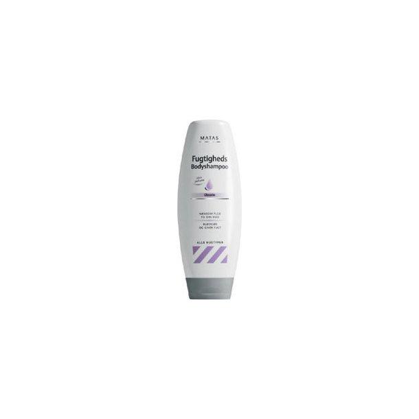 Bodyshampoo fugtigheds uden parfume, 250 ml