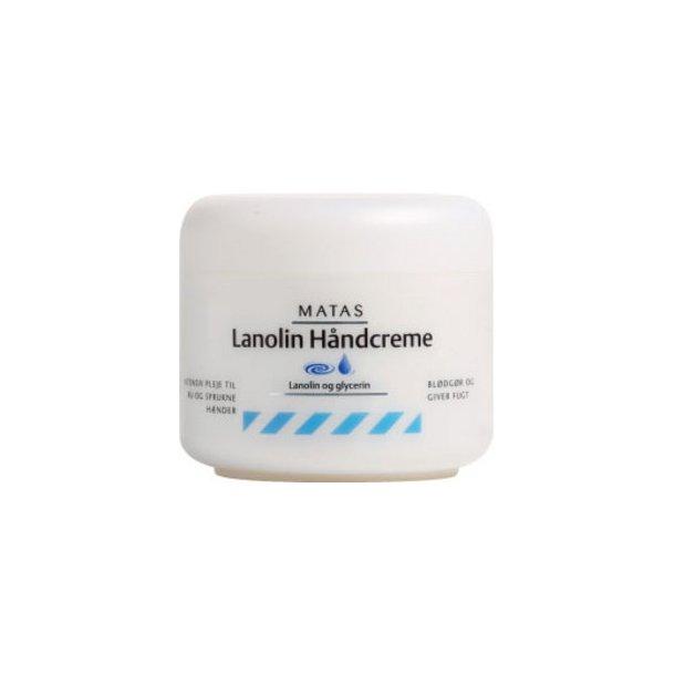Håndcreme med lanolin, 150 ml