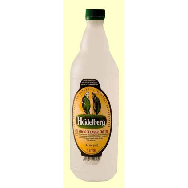 Lagereddike Heidelberg let krydret klar, 1 liter