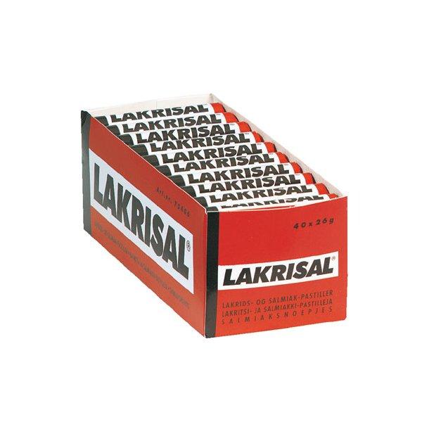 Lakrisal i kasse, 1000 gram