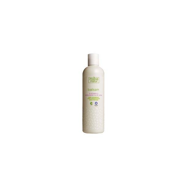 Natur Balsam, E-Vitamin & Økologisk Aloe Vera, 400 ml