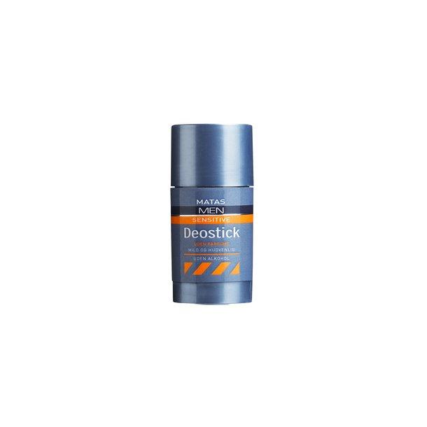 Deostick antiperspirant uden parfume, 75 ml