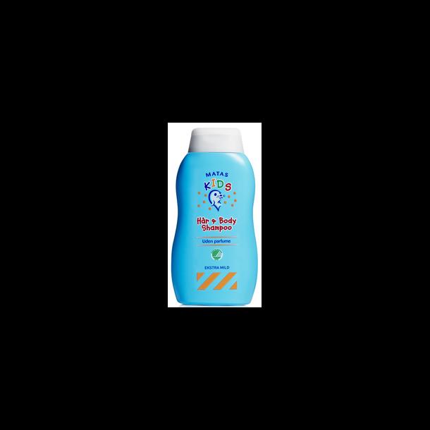Kids Hår & Bodyshampoo, 250 ml