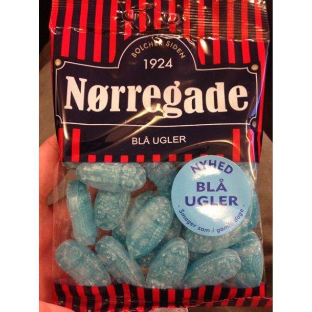 Nørregade blå ugler, 135 gram