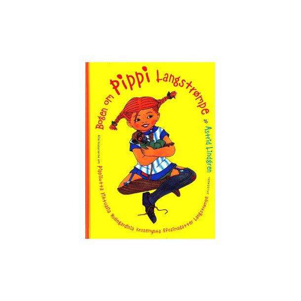Bogen om Pippi Langstrømpe