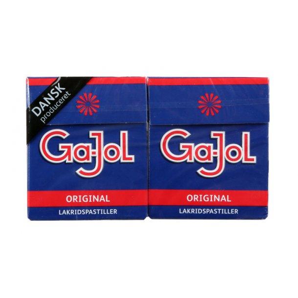 Gajol 2 stk pakke, 52 gram. Vælg variant