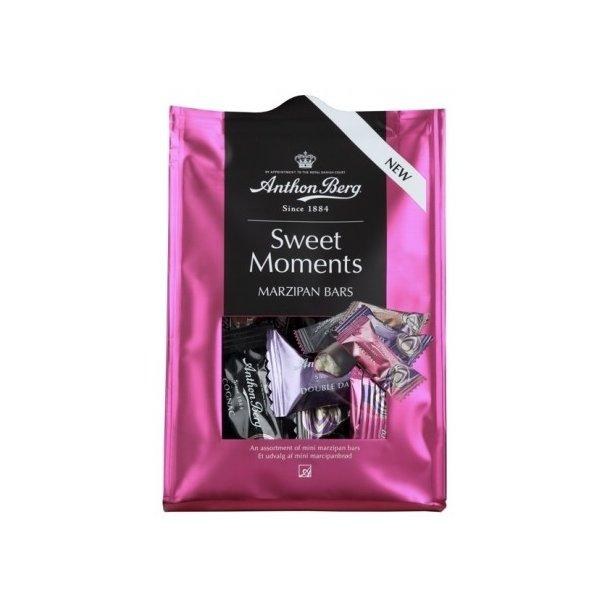 Anthon Berg Sweet Moments Marcipan Bars, 165 gram