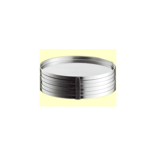Glasbakker Cylinda Line 6 stk