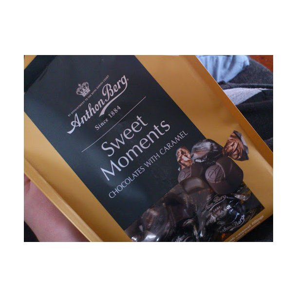Anthon Berg Sweet Moments Karamel, 162 gram