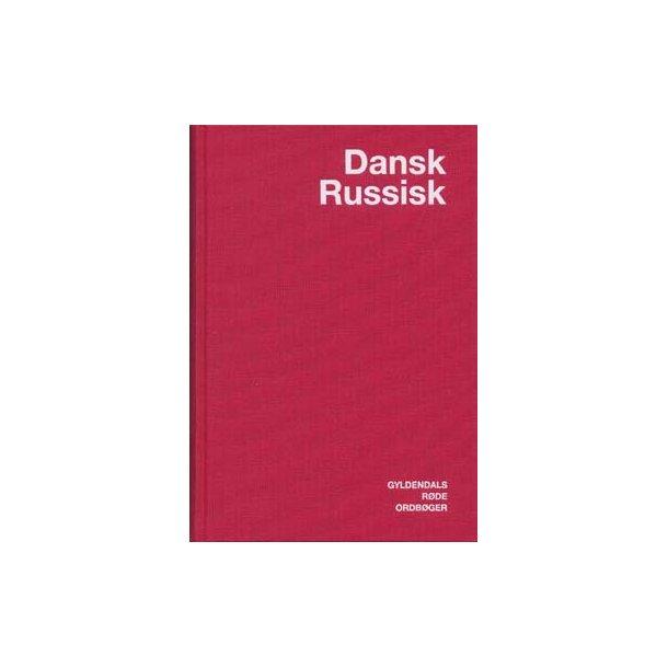 Gyldendals Røde Ordbøger, Dansk - Russisk