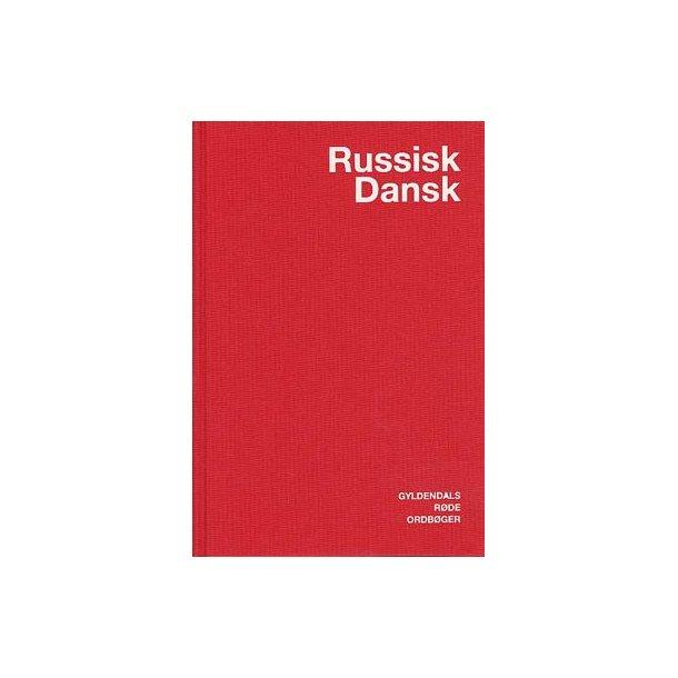 Gyldendals Røde Ordbøger, Russisk - Dansk