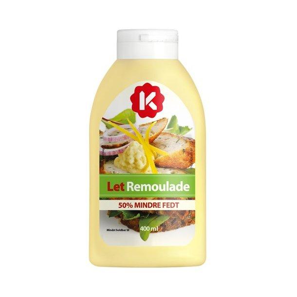 Remoulade Let, K-salat, 375 gram