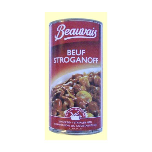 Beuf Stroganoff, 560 gram