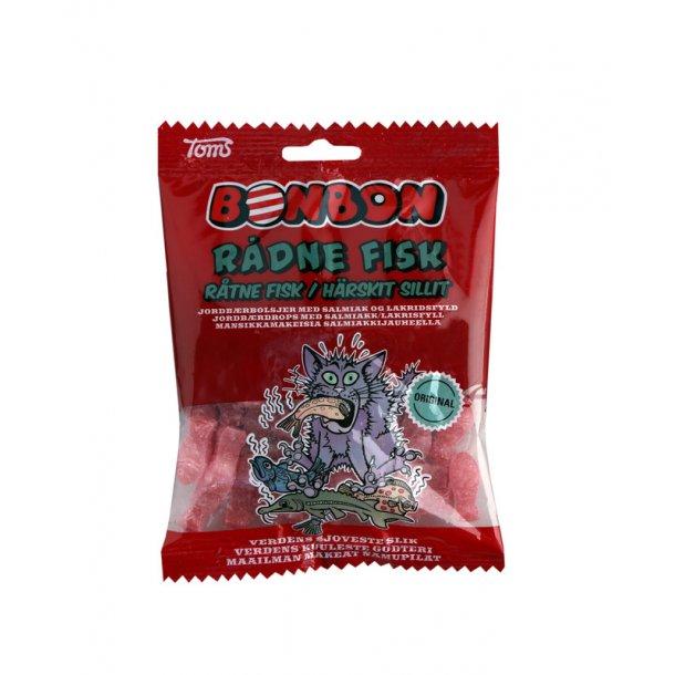 Bonbon Rådne fisk 125 g 1 stk.