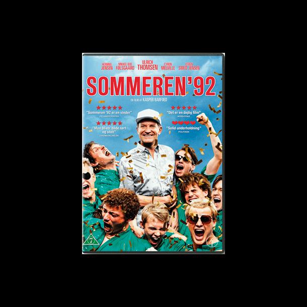 Sommeren 92 på DVD