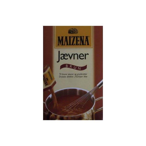 Jævner, brun Maizena 250g