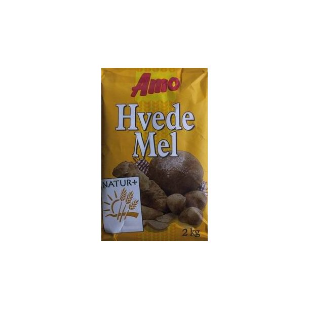 Amo Hvedemel, 2000 gram