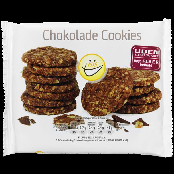 Isis Chokolade Cookies 132g