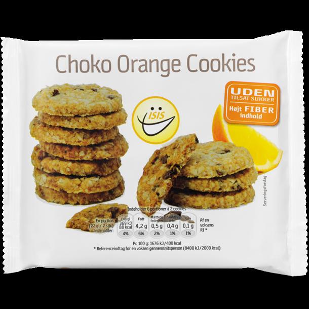 Isis Choko Orange Cookies