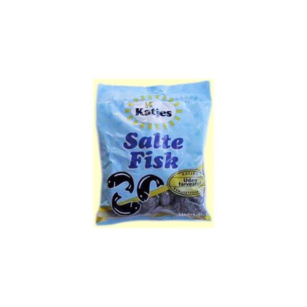 Katjes Salte Fisk, 120 gram