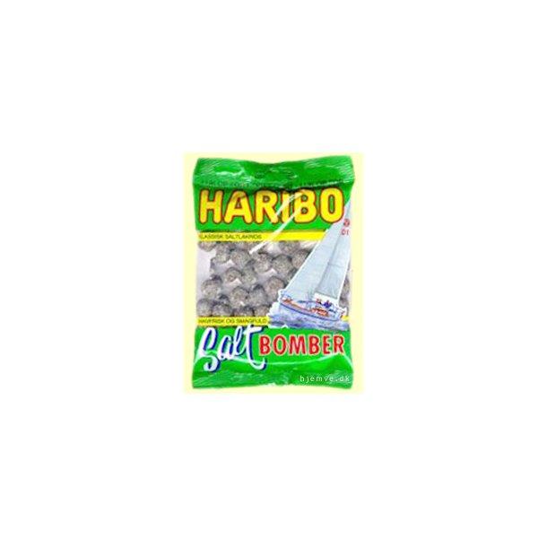 Haribo Saltbomber, 120 gram