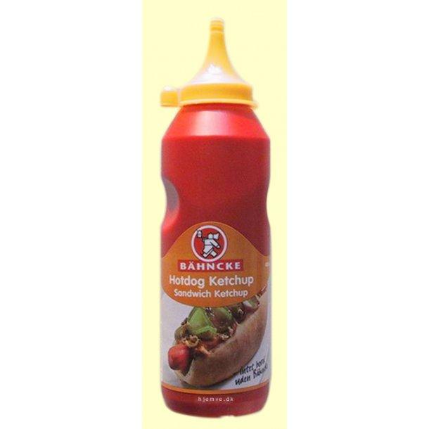 Hotdog Ketchup fra Bänchke, 405 gram