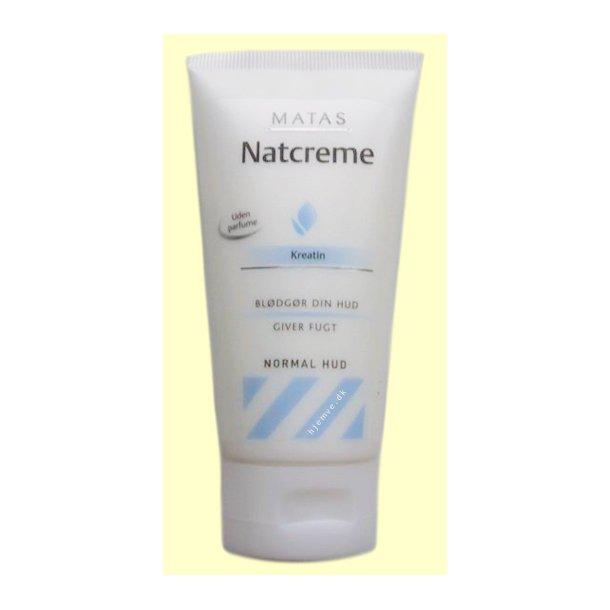 Kreatin Natcreme, Normal hud Uparf. 80 ml