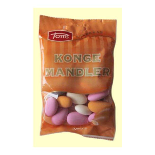 Toms Konge Mandler, 75 gram