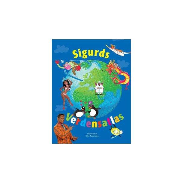 Sigurds Verdensatlas ( bog + CD )