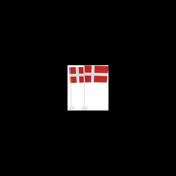 Flag på fod, 6 stk