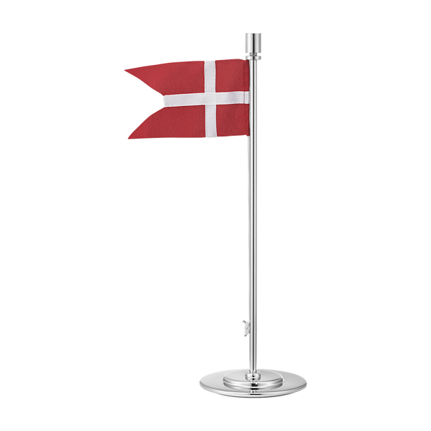 Bordflag fra Georg Jensen Model: Manhattan, 29,5cm