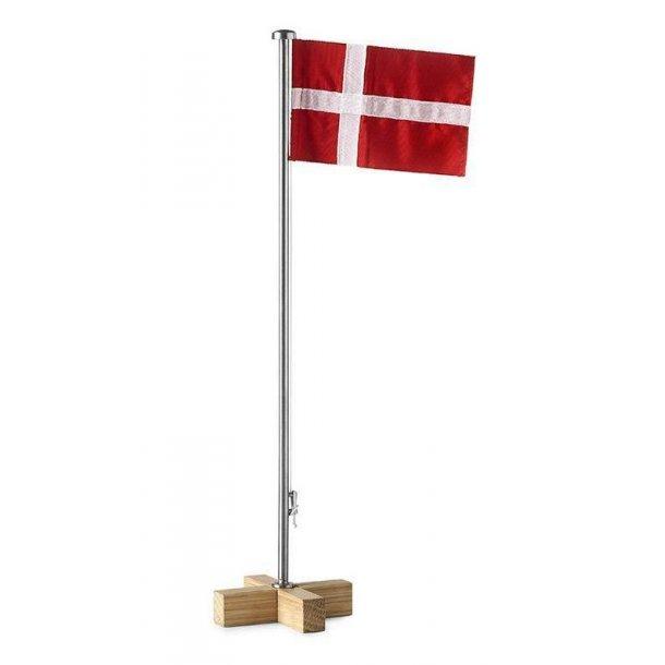Bordflag fra Skagerak, 35cm høj.