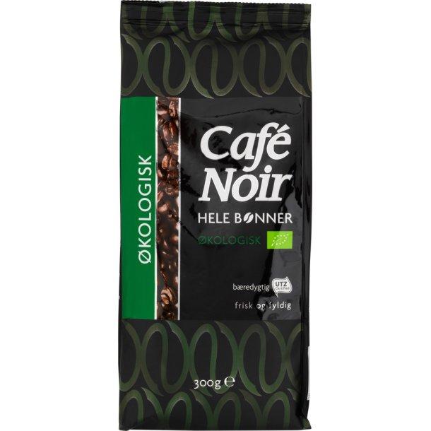 Café Noir Økologisk, hele bønner. 300g
