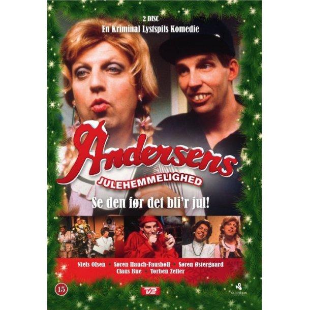 Familien Andersens Julehemmelighed, Julekalender TV2 1993