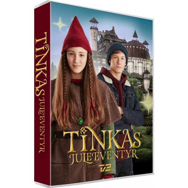 Tinkas Juleeventyr, Julekalender fra TV2 2017.
