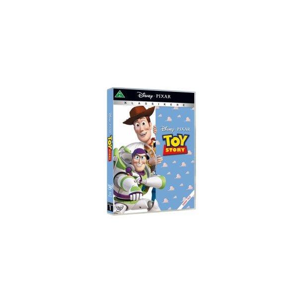 Disney Toy Story på DVD