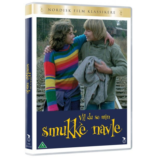 Vil du se min smukke navle - DVD