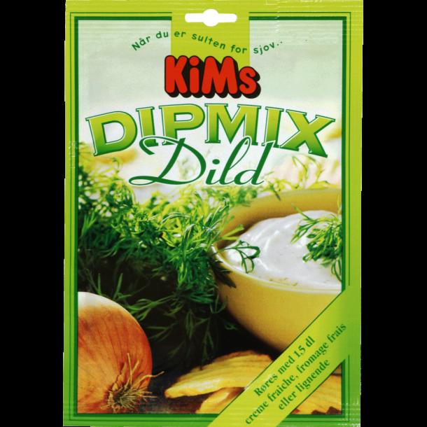 Kims Dipmix, Dild