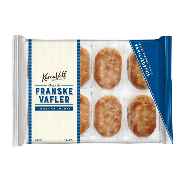 Franske vafler fra Karen Volf, 427g