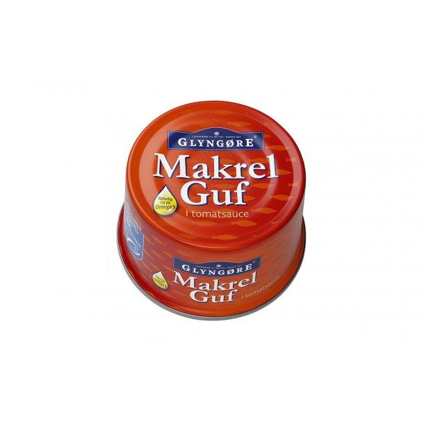 Makrel Guf, Glyngøre, 2 dåser