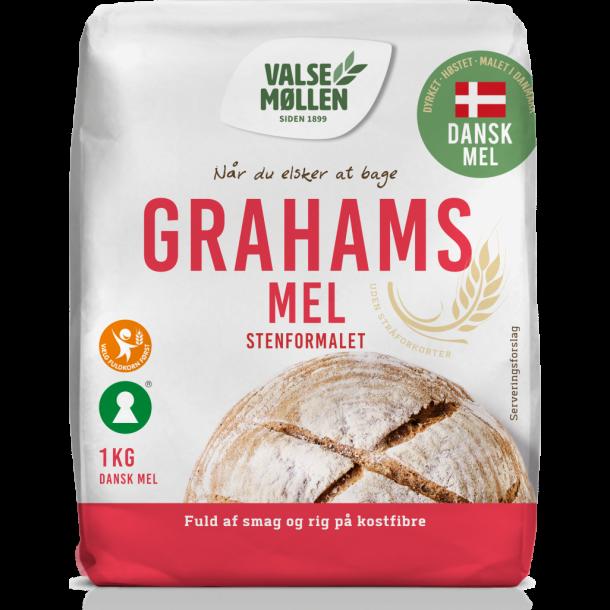 Grahamsmel fra Valsemøllen, 1000 gram