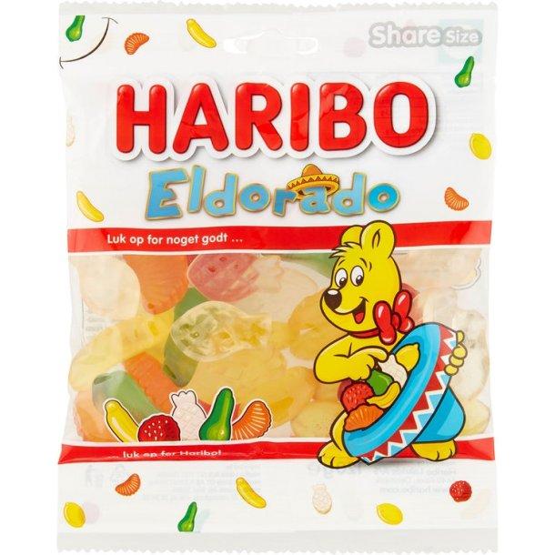 Haribo Eldorado, 120 gram