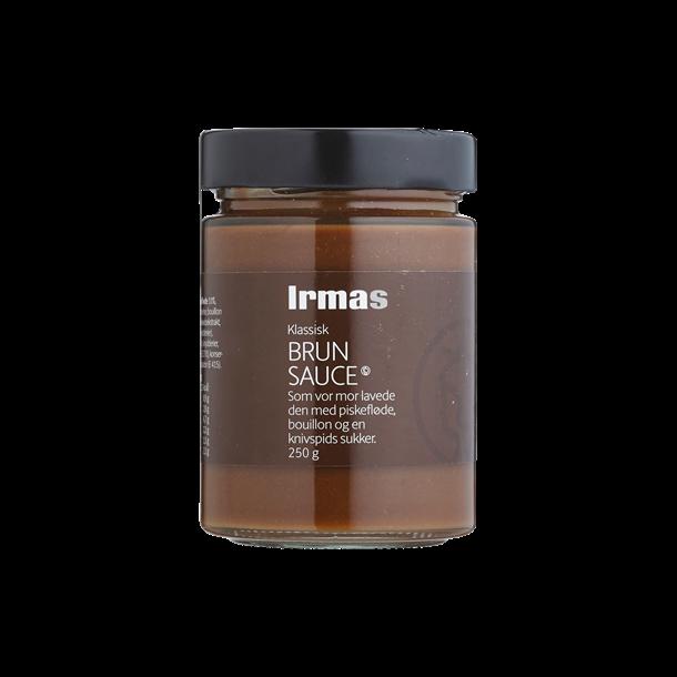 Irmas færdiglavet Brun sauce, 245g