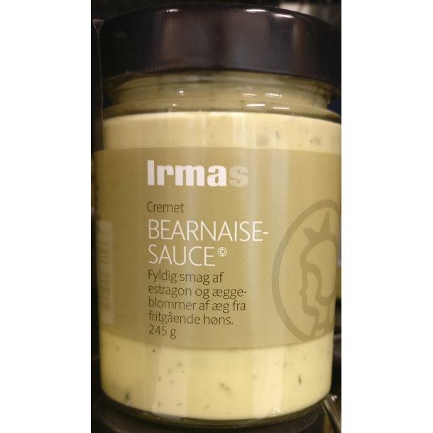 Irmas færdiglavet cremet Bearnaisesauce, 245g