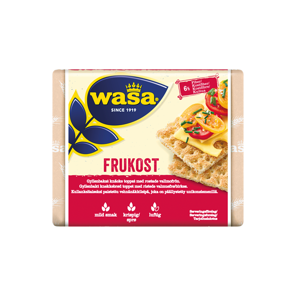 Wasa Knækbrød Frokost, 240g